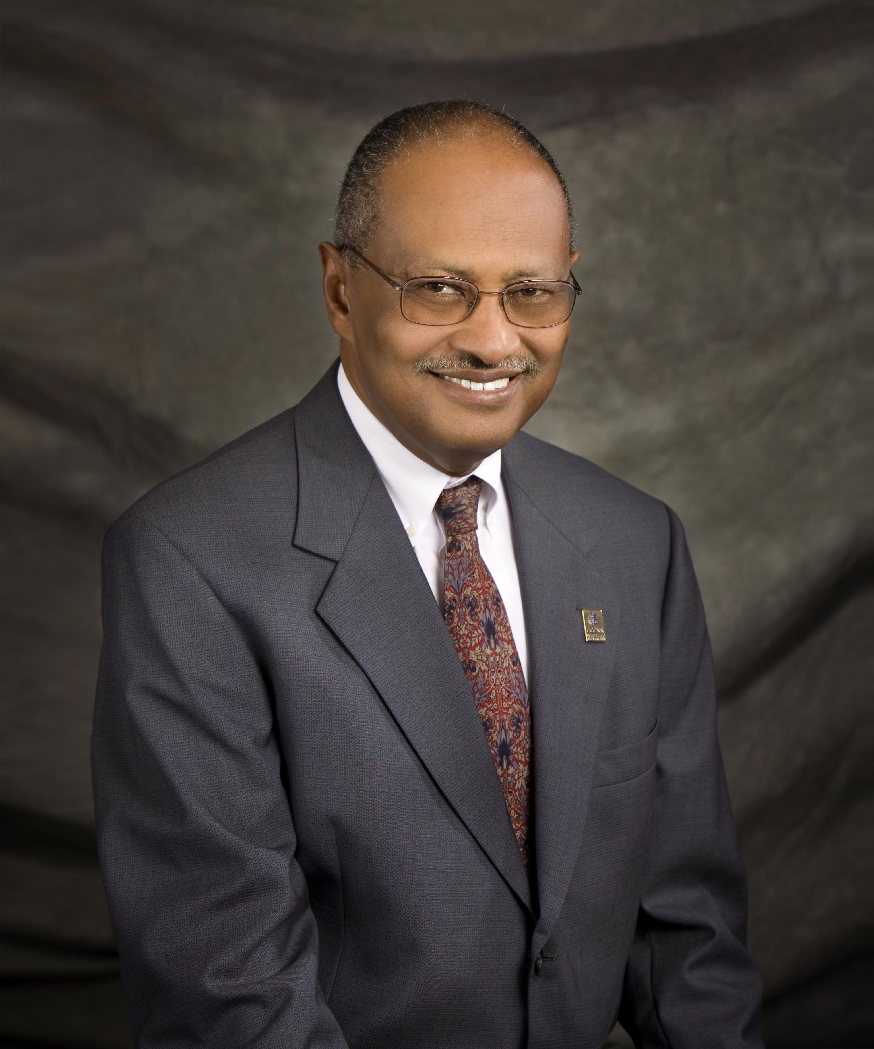 Mohammed Hussein. Interim Dean 2006-2007.