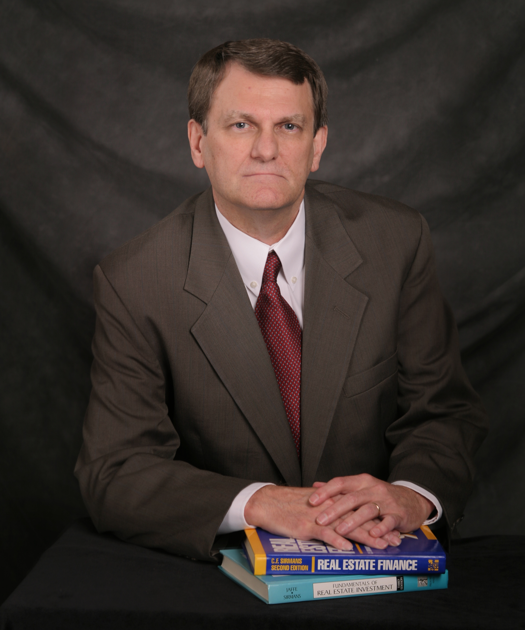 C. F. Sirmans. Interim Dean 2002-2003.