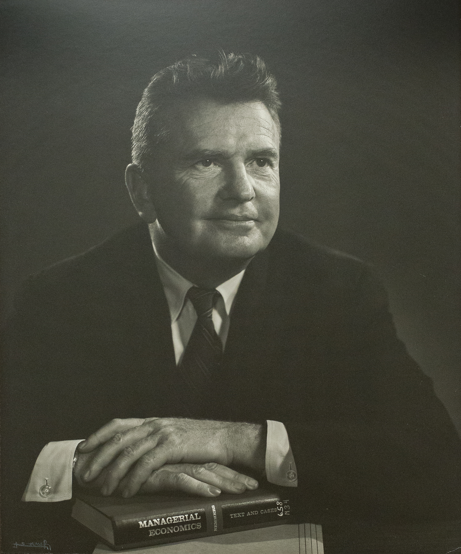 Laurence J. Ackerman. Dean 1941-1963.