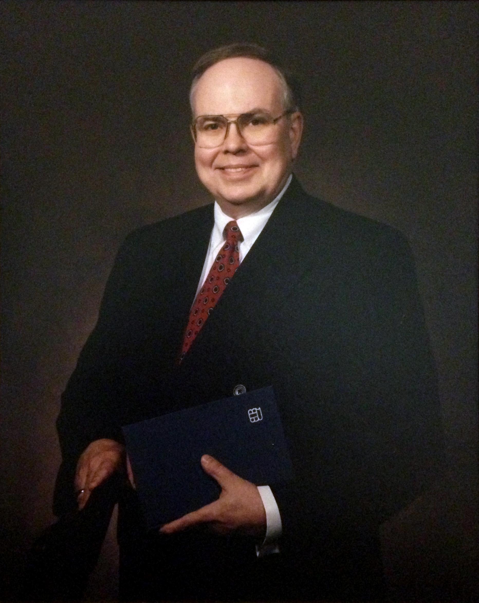 Thomas G. Gutteridge. Dean 1992-2003.