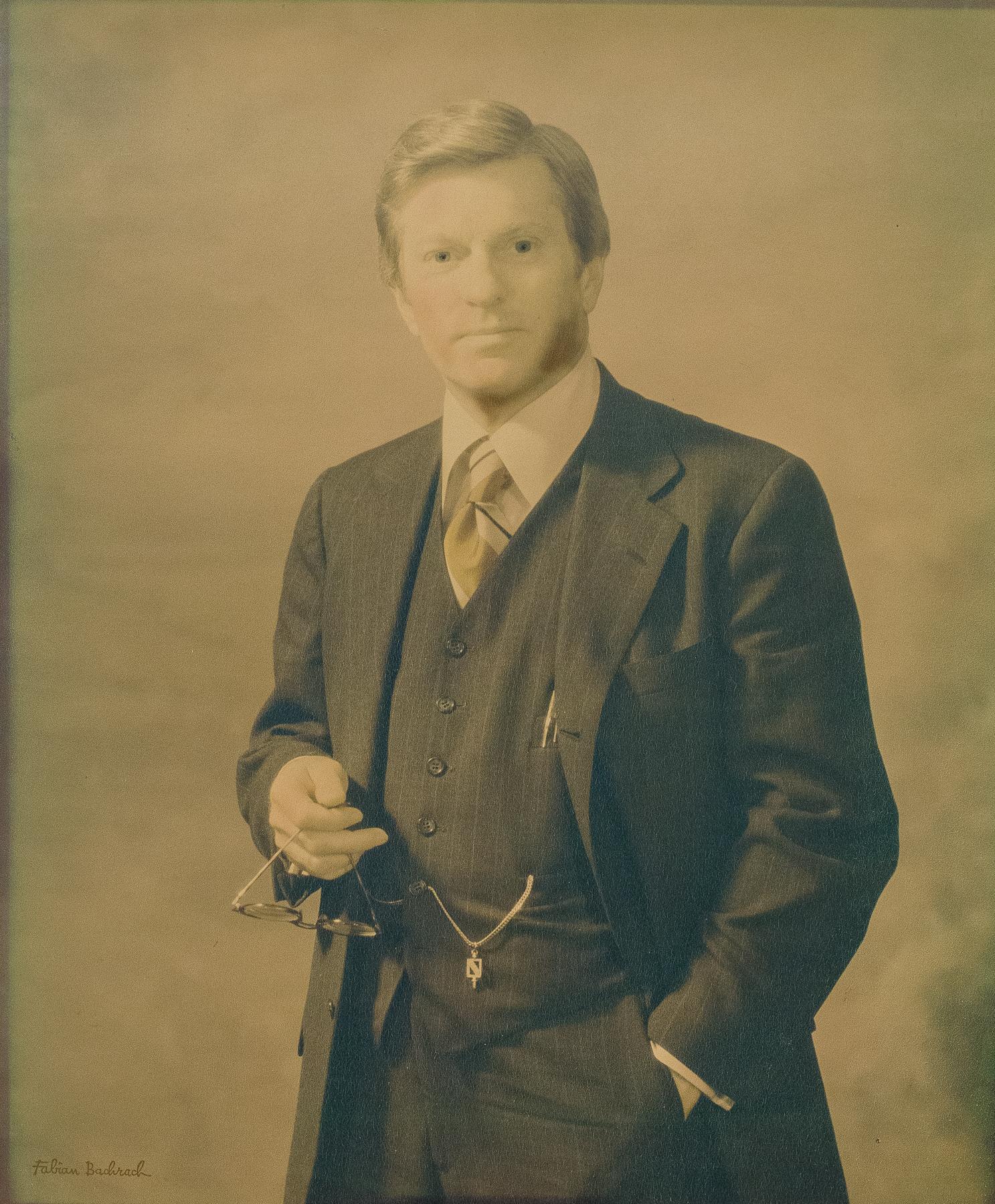 Robert O. Harvey. Dean 1963-1974.