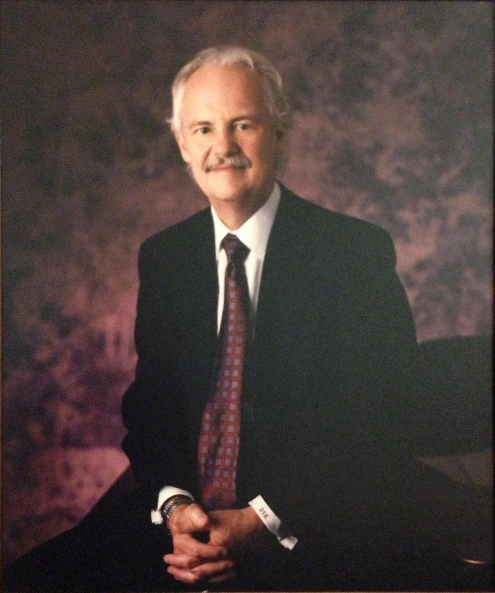 David S. Kidwell. Dean 1988-1992.