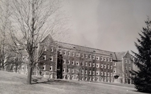 Storrs Hall, Second Home of the School of Business Administration