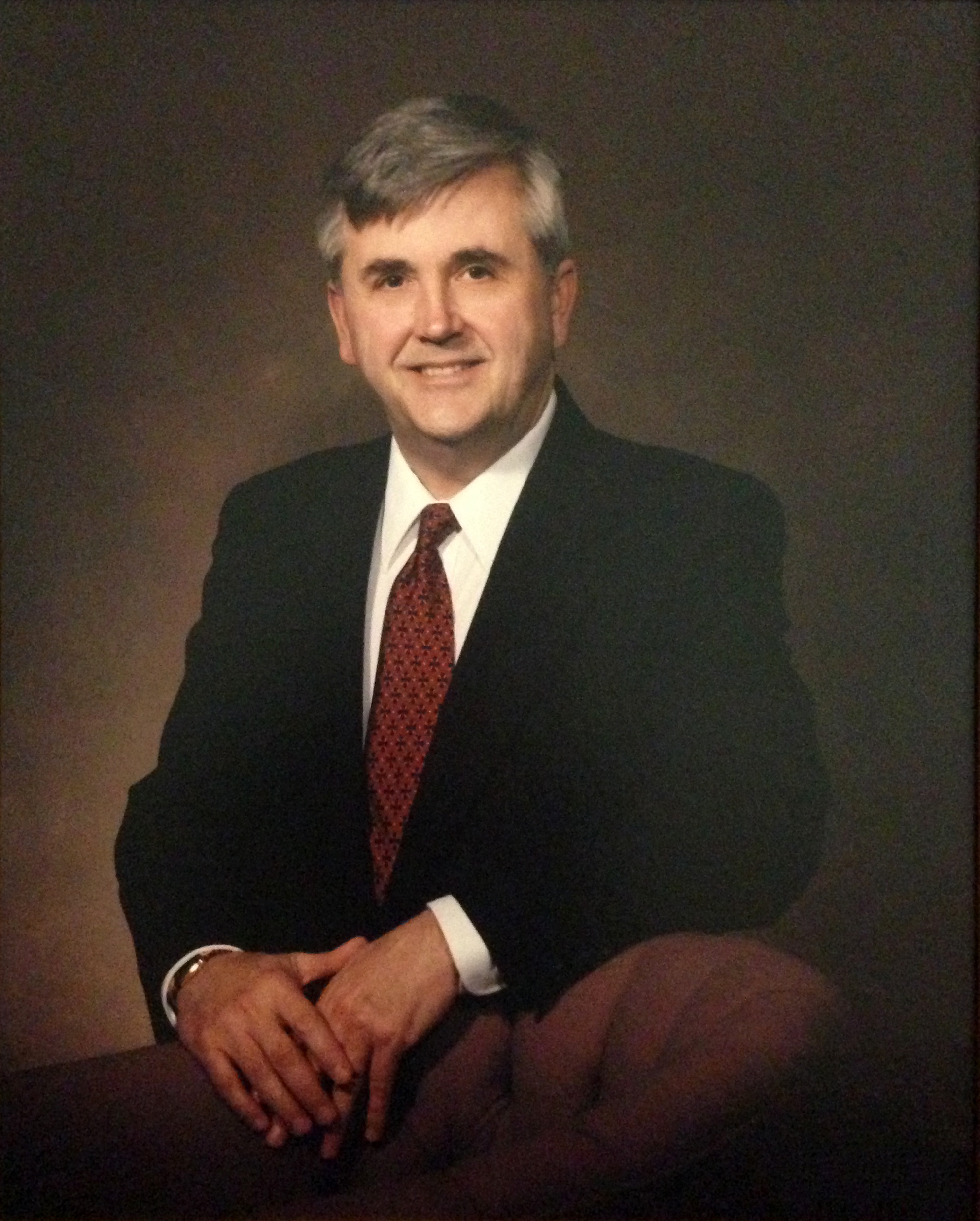Jack Viega. Interim Dean 1991-1992.