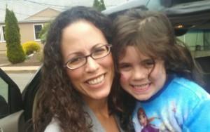 Rowena Ortiz-Walters and Daughter