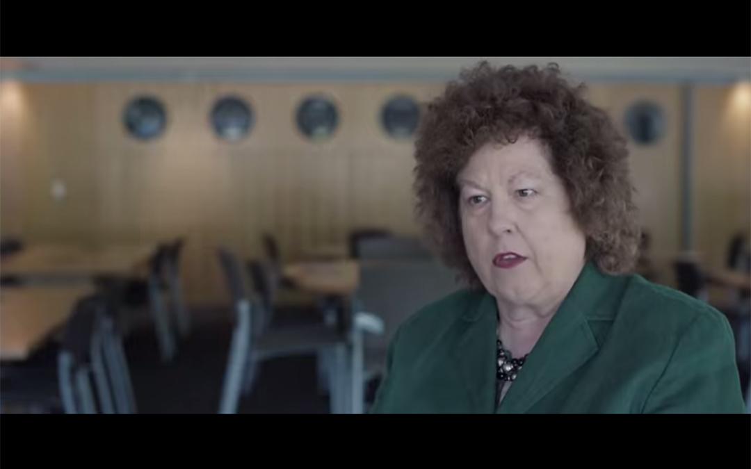 Karla Fox, former dean, UConn School of Business