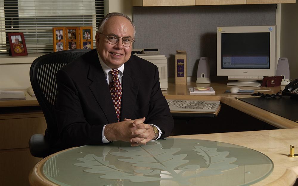 Tom Gutteridge (UConn School of Business)