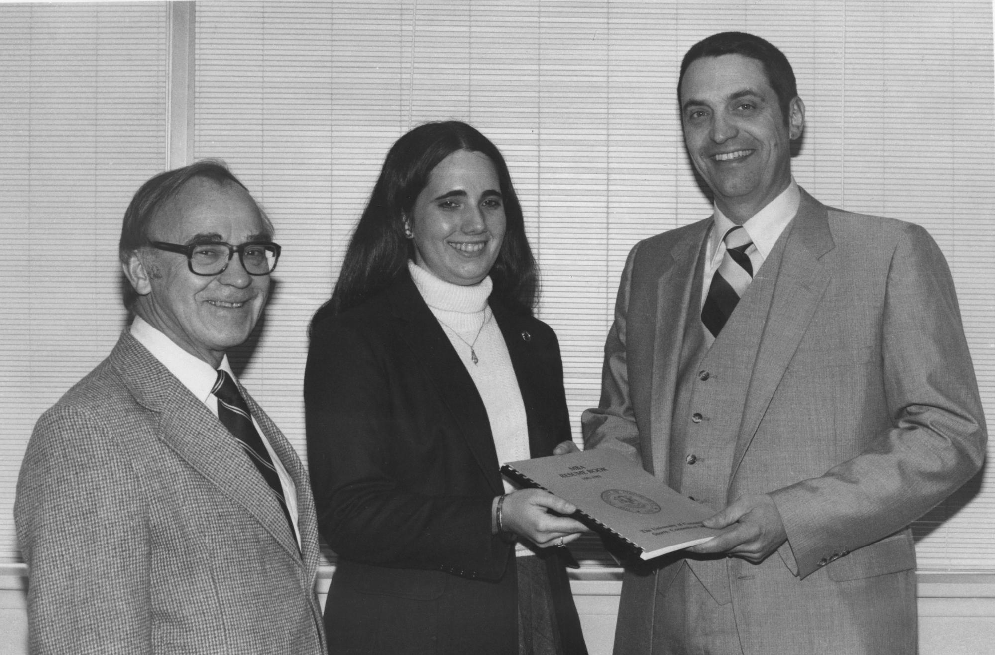 School of Business, 1981.