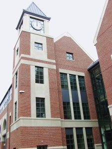 UConn's present Waterbury campus opened in 2003 and offers undergraduate business and part-time MBA programs.
